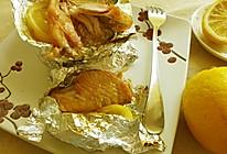 柠檬锡纸包烤鸡翅的做法