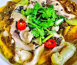 老坛酸菜鱼的做法