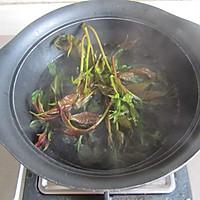香椿拌花生米的做法图解5