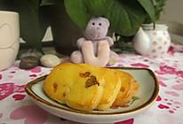 蔓越莓奶酥饼干的做法