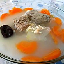 瑶柱排骨汤