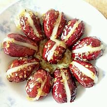 桂花奶香糯米枣