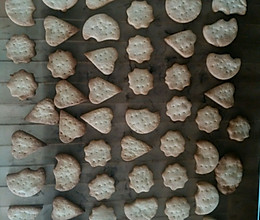 低油高钙奶酪饼干的做法