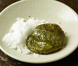 【芥菜团子】青菜这样吃有滋有味,江西人支招!的做法