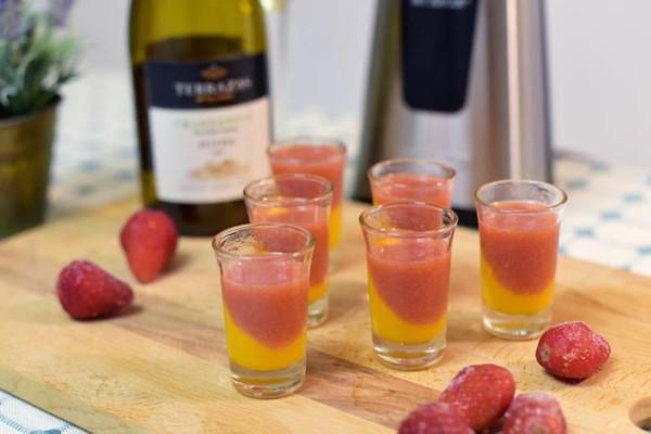 「100种家庭鸡尾酒」013霞多丽水果杯