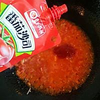 茄汁海鲜菇的做法图解10