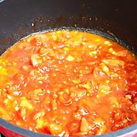 #入秋滋补正当时#龙利鱼粉丝番茄汤的做法图解11