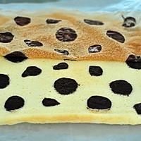 奶牛蛋糕卷【附擀面杖卷蛋糕卷方法】的做法图解25