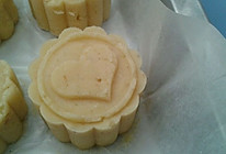 无油奶香绿豆糕的做法