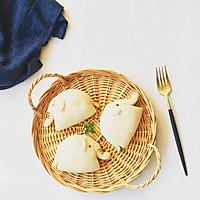 宝宝版大象奶黄包#柏翠辅食节-健康食疗#