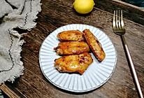 香煎奥尔良鸡翅#肉食者联盟#的做法