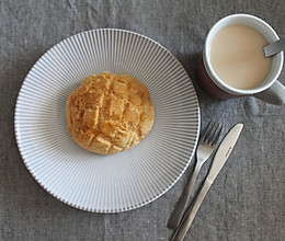 下午茶—港式菠萝包的做法