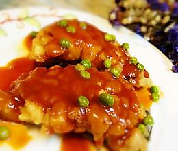 茄汁胖头鱼的做法