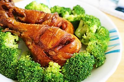 酱汁鸡腿#豆果魔兽季部落#