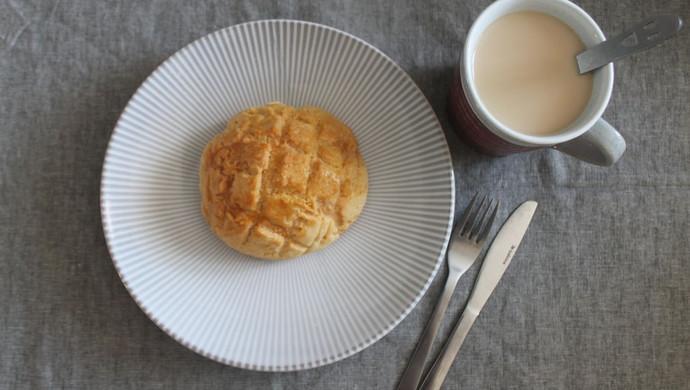 下午茶—港式菠萝包