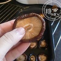 小清新【蚝油香菇油菜】的做法图解1