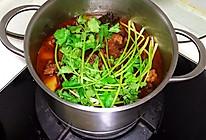 无敌好吃的红烧牛肉土豆烧牛腩的做法