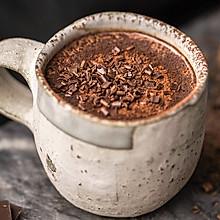 热巧克力,冷天里不可错过的一杯