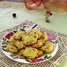 蔓越莓玉米片香脆饼干#挚爱烘焙•你就是MOF#