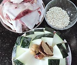 青头鸭薏米冬瓜汤的做法