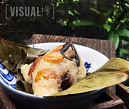 #甜粽VS咸粽,你是哪一党?#潮汕粽子的做法