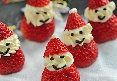 草莓圣誕老人