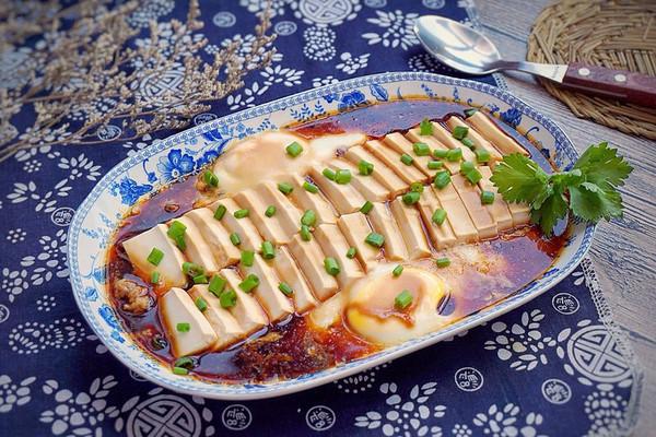 鸡蛋蒸豆腐#嘉宝笑容厨房#的做法