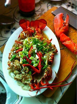 蒸龙虾的做法