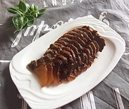 压力锅版酱牛肉#豆果魔兽季部落#的做法