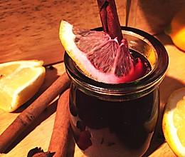 【杯中圣诞】圣诞热红酒 Mulled Wine 香料暖意红酒的做法