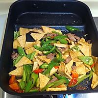 【青椒炒豆腐】——贵州家常小炒的做法图解8