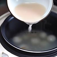 桂花藕粉圆子羹#花10分钟,做一道菜!#的做法图解7