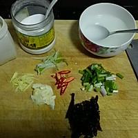 芡汁白菜的做法图解2
