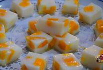 芒果牛奶冻的做法