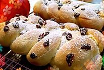 麻花面包的做法