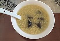 辽参小米营养粥的做法