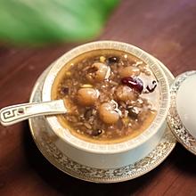 【小森妈妈菜谱】备孕药膳-黑豆糯米促排卵粥