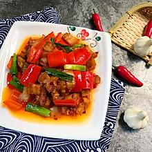 秘制川香回锅肉#厨此之外,锦享美味#