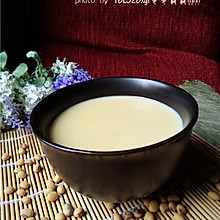 黄豆花生豆浆