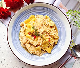 蚝油腐竹玉米笋的做法