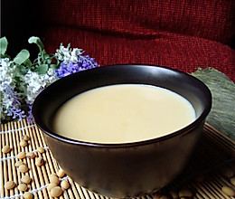 黄豆花生豆浆的做法
