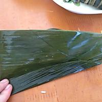 闹端午!碱水红豆粽(新手四角包法)的做法图解11