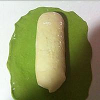 西瓜土司(上班族一发土司)#自己做更健康#的做法图解7
