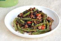 #少盐饮食 轻松生活# 巨下饭还不腻人的干煸四季豆的做法