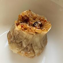 春笋猪肉香菇糯米烧麦
