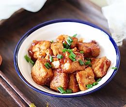#今天吃什么#茄汁豆腐的做法