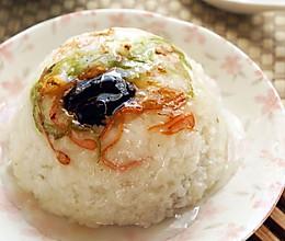 儿时回忆——豆沙八宝饭的做法