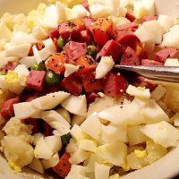 土豆沙拉小清新的做法图解7