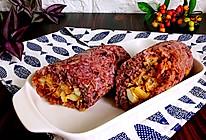 杂粮糍饭团#发现粗食之美#的做法