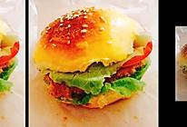 汉堡胚的做法